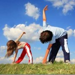 Утренняя зарядка для детей